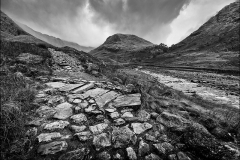 Rocky path - Seathwaite
